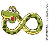 Snake Vector Clipart