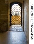 door or gate | Shutterstock . vector #134602388