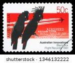 australia   circa 2004  a used... | Shutterstock . vector #1346132222