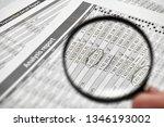 businessman working and... | Shutterstock . vector #1346193002