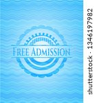 free admission water wave... | Shutterstock .eps vector #1346197982