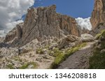 cir mountain pass  cir mountain ... | Shutterstock . vector #1346208818