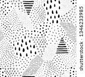 abstract texture seamless... | Shutterstock .eps vector #1346233985