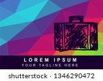 vector illustration rainbow...   Shutterstock .eps vector #1346290472
