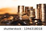 growth money of profitability... | Shutterstock . vector #1346318018