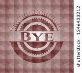 bye red seamless geometric... | Shutterstock .eps vector #1346433212