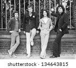 london   august 20  the... | Shutterstock . vector #134643815