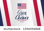 cesar chavez day. day of...   Shutterstock .eps vector #1346446868