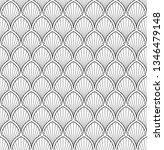 Peafowl Feather Geometric...