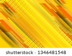 yellow and orange background... | Shutterstock .eps vector #1346481548