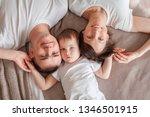 happy family. top view | Shutterstock . vector #1346501915