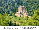 panoramic view of the... | Shutterstock . vector #1346509562