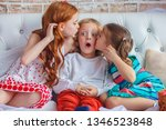 childhood  leisure and family... | Shutterstock . vector #1346523848