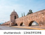 Beautiful Colonial Aqueduct Of...