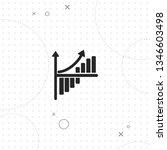 statistics  growth  vector best ... | Shutterstock .eps vector #1346603498