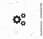 settings  gear  vector best... | Shutterstock .eps vector #1346603708