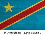 democratic republic of the... | Shutterstock . vector #1346636552