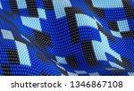 beautiful  luxury  elegant...   Shutterstock . vector #1346867108