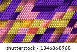 beautiful  luxury  elegant...   Shutterstock . vector #1346868968