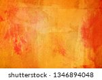 the abstract bright yellow... | Shutterstock . vector #1346894048