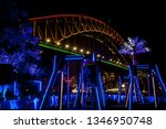 vivid festival sydney | Shutterstock . vector #1346950748