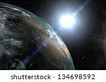 Beautiful Planet Earth Seen...
