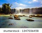 Dray Nur Waterfalls In Daklak   ...