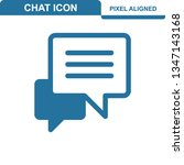 communication. chat icons.... | Shutterstock .eps vector #1347143168