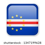 cape verde flag bright square... | Shutterstock .eps vector #1347199628