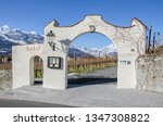 liechtenstein  vaduz   january... | Shutterstock . vector #1347308822