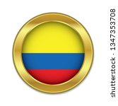 simple round colombia golden...