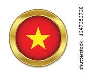 simple round vietnam golden...