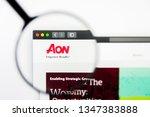 los angeles  california  usa  ... | Shutterstock . vector #1347383888