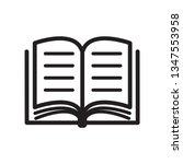 book icon vector collection