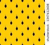 black cardamom pod pattern...   Shutterstock .eps vector #1347612608