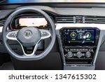 geneva  switzerland  march 05 ... | Shutterstock . vector #1347615302