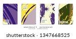 abstract universal grunge art... | Shutterstock .eps vector #1347668525