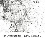 distressed overlay texture of... | Shutterstock .eps vector #1347735152
