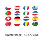 euro 2008 | Shutterstock .eps vector #13477783
