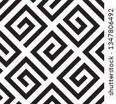 geometrical square pattern....   Shutterstock .eps vector #1347806492