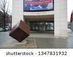 berlin  germany   03.17.2019  ... | Shutterstock . vector #1347831932