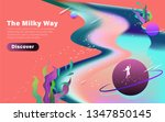 ui web page design  modern...