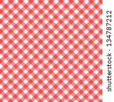Red And White Checked...
