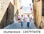 montalcino  italy   august 26 ...   Shutterstock . vector #1347976478