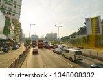 hong kong  china   circa... | Shutterstock . vector #1348008332