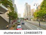 hong kong  china   circa... | Shutterstock . vector #1348008575