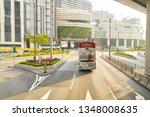 hong kong  china   circa... | Shutterstock . vector #1348008635