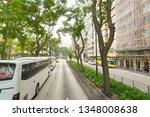 hong kong  china   circa... | Shutterstock . vector #1348008638