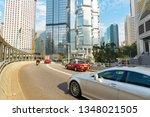 hong kong  china   circa... | Shutterstock . vector #1348021505