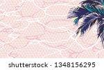 flat minimal swimming pool ...   Shutterstock .eps vector #1348156295